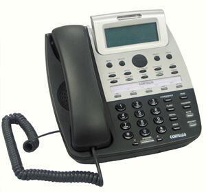 Cortelco 2750 4-Line Telephone New