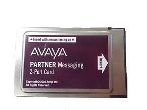 PARTNER Messaging 2 Port Card Refurbished