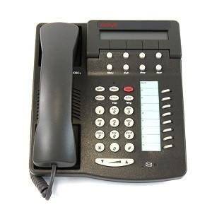 Avaya 6408D+ Phone Gray Refurbished