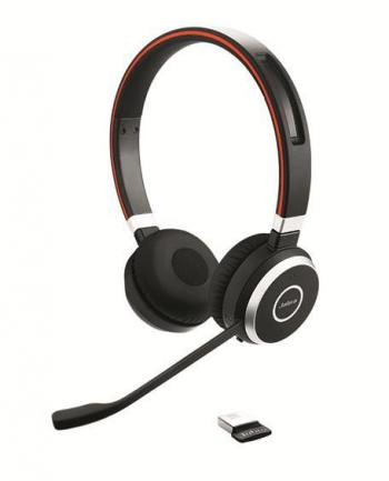 Jabra Evolve 65 UC Stereo USB Wireless Headset