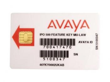 Avaya IP Office IP500 Feature Key Smart Card US New