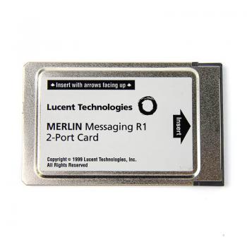 Avaya Merlin Messaging 2 Port License Card Refurbished
