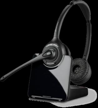 Plantronics CS520 XD Binaural Wireless Headset