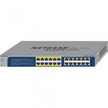 Netgear ProSafe Plus JGS524PE 24 Port Gigabit Managed Ethernet Switch