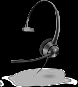 Plantronics EncorePro 310 QD Monaural Headset