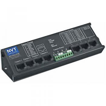 NVT Phybridge NV-704J-PVD 4 Channel PVD Cable Integrator