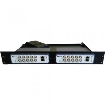 NVT Phybridge Rack Mount Kit for Two EC10 Unmanaged Switches & Power Supplies