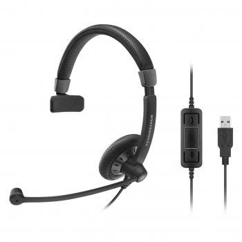 EPOS Sennheiser Enterprise Solution SC 40 USB CTRL Headset New