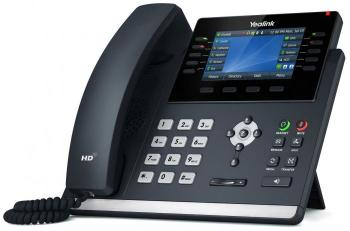 Yealink SIP-T46U Gigabit Color Executive IP Phone