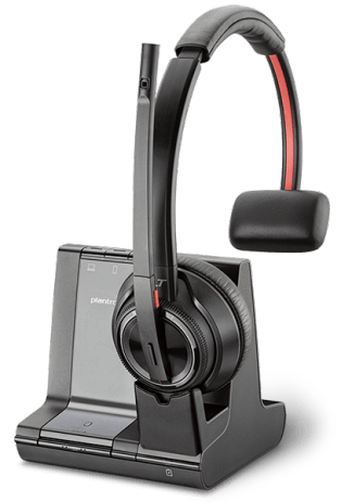 Plantronics SAVI 8210 Office Mono DECT Wireless Headset