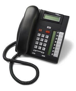 Norstar T7208 Phone  (NT8B26) Refurbished