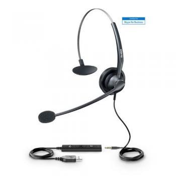 Yealink UH33 Wideband USB Monaural Headset