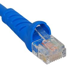 ICC 25' Patch Cord CAT 6 w/ Molded Boot