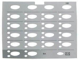 Avaya Partner 18D Series 2 Desi Paper 5 Pack New