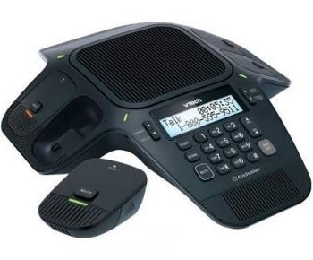 Vtech/AT&T ErisStation Conference Phone With Wireless Mics