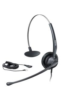 Yealink YHS33 Monaural IP Phone Headset New