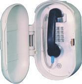 GAI-Tronics Public Access Tough Phone w/Standard Keypad (226-001) New
