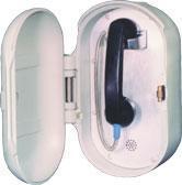 GAI-Tronics Public Access Tough Phone w/Standard Autodial (227-001)New